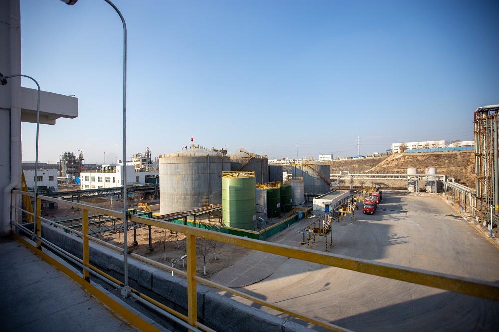 甘肃北方三泰化工有限公司 32%-99%离子膜烧碱固碱装置